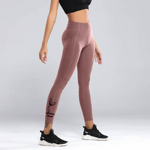 Load image into Gallery viewer, UDM Yoga Pants - Mauve