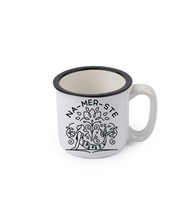 Load image into Gallery viewer, UpSideDownMermaid 'NA MER STE' 13 oz Mug