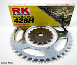 CT110 Chain and Sprocket Set 1998-2012