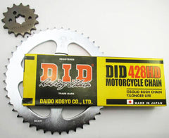 RM85 2002-2016 Chain and Sprocket Set
