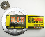 DS80  1980-2003 Chain and Sprocket Set