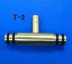 T2 Brass Fuel Joint