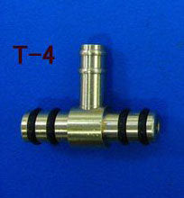 T4 Brass Fuel Joint