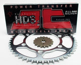 Honda XR80 1979-1984 JT Chain and Sprocket Set