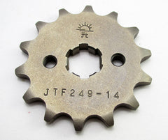 Honda NBC110 14T Front Sprocket