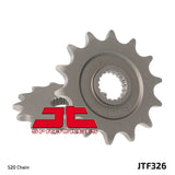 Honda CR125  13T Front Sprocket