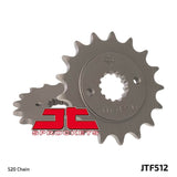 JTF512.15 Front Sprocket