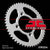 Honda CRF70  XR70 Chain and Sprocket