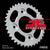 Honda NBC110 37T Rear Sprocket