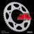JTR215.50   CR85  CRF150  50T Rear Sprocket