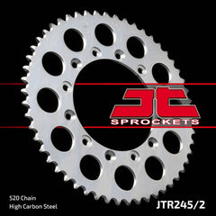Yamaha WR250  Gilera 600 JT 52T Rear Sprocket