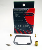 K-1413YK  (KY) Carb Repair and Paerts Kit
