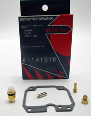 K-1415YK FZ600 Carb Repair Kit