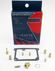 K-1565YK Yamaha PW80 1975-1976 Carb Repair Kit