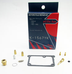 K-1567YK Yamaha YZ80 1983-1985 Carb Repair Kit