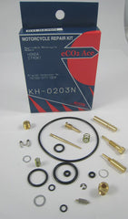 KH-0203N Carb Repair and Parts Kit