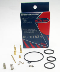 KH-0183N  Honda ATC110 C/M Carb Repair Kit
