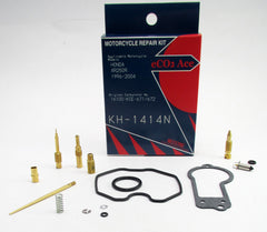 KH-1414N Honda XR250R 1996-2004 Carburetor Repair and Parts Kit