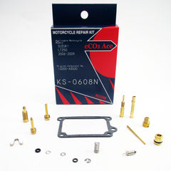 KS-0608N Suzuki LTZ50 2006-2009 Carburetor Repair Kit