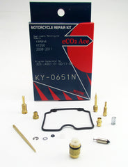 KY-0651N  Yamaha XT250 2008-2011 Carb Repair Kit