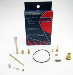 KY-0683N Yamaha YFM600FWAK  Geizzly  1998-2000 Carb Repair Kit