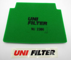 UniFilter NU2366 Air Filter Kawasaki GPX 250, ZZR250
