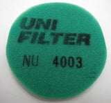 Unifilter NU4003  QA50 XT75 Z50 Air Filter
