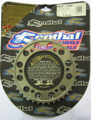 Rear Sprocket Renthal Alloy 206A-530-39P-HA