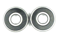2 X NSK 6000 Front Wheel Bearing  2RS