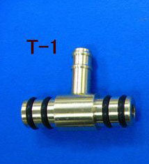 T1 Brass Fuel Joint