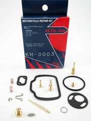 KH-0003 Carb Repair and Parts Kit