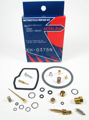 KH-0375N CB400T, CB500T  Carb Repair and Parts Kit