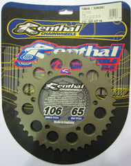 Rear Sprocket Renthal Alloy 210-520-42P-HA