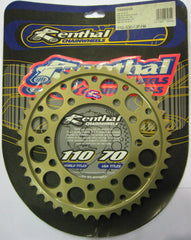 Rear Sprocket Renthal Alloy 210-530-43P-HA