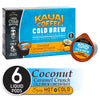 Coconut Caramel Crunch Dual-Use Liquid Coffee Pods