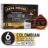 Colombian Dual-Use Liquid Coffeee Pods