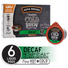 Decaf Dual-Use Liquid Coffee Pods