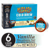 Vanilla Macadamia Nut Dual-Use Liquid Coffee Pods