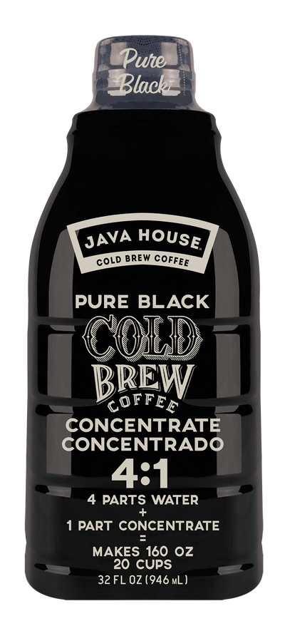 Cold Brew Pure Concentrate  |  6-count Case