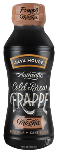 JAVA HOUSE® - Frappé - Mocha - Ready to Drink - 12-Pack