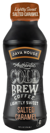 Lightly Sweet Salted Caramel Cold Brew Coffee, 10 oz.
