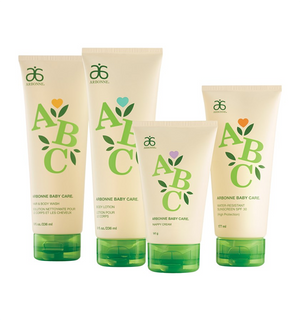 ABC Arbonne Baby Care Set