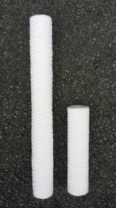 STRING WOUND DEPTH FILTERS