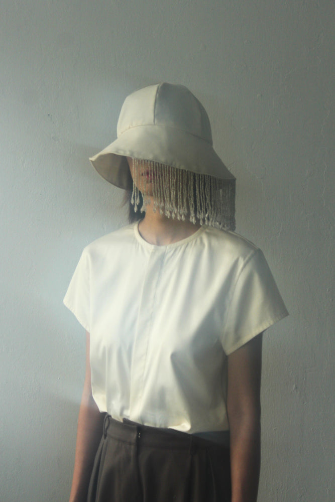 Crystal Bugle Bucket Hat