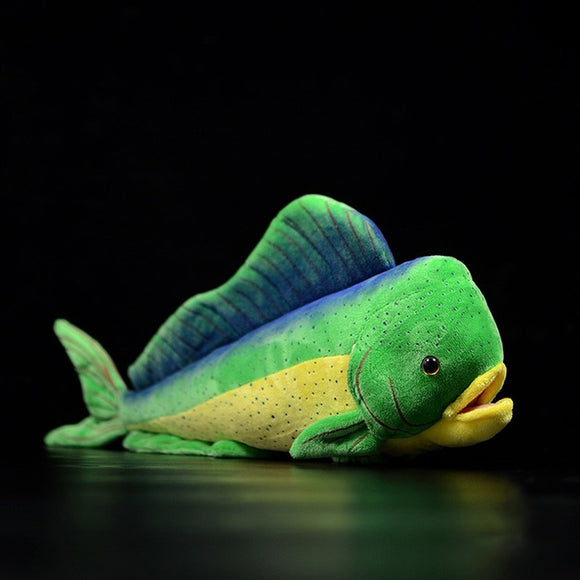 Mahi Mahi Plush ~ Cuddle Fish Collection