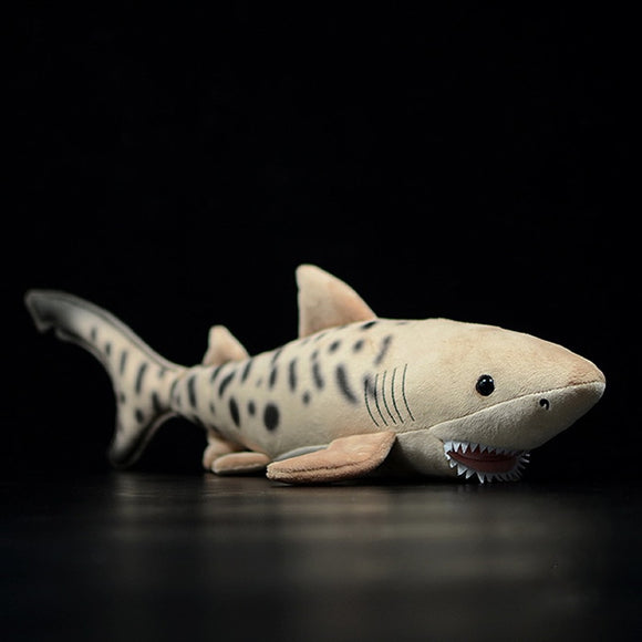 Tiger Shark Plush ~ Cuddle Fish Collection