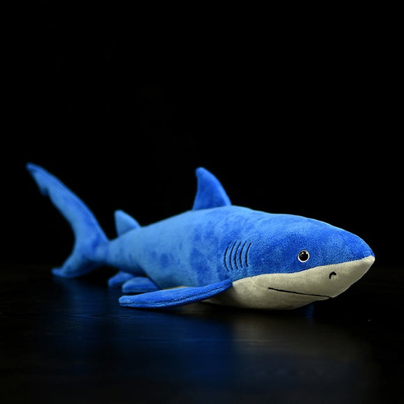 Blue Shark Plush ~ Cuddle Fish Collection