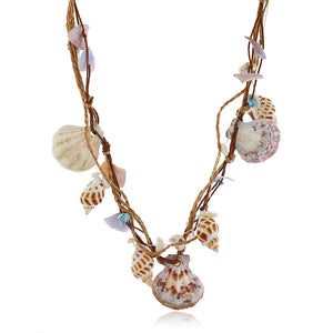 New! Bohemian Shell Necklace