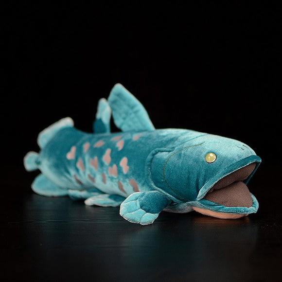 Coelacanth Plush ~ Cuddle Fish Collection