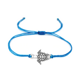 Adjustable Turtle Cord Bracelets